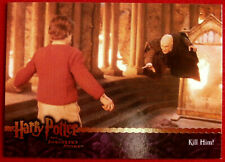 HARRY POTTER - SORCERER'S STONE - Card #082 - KILL HIM! - Artbox 2005