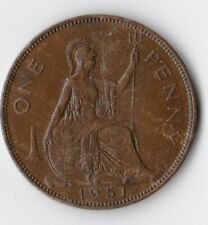 Rare 1951 Penny (Nice clean condition)