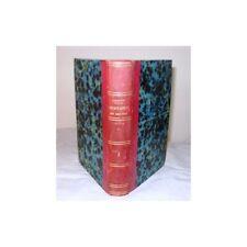 HISTOIRE DES GIRONDINS Alphonse DE LAMARTINE Club des Jacobins Ed. FURNE 1848 T1