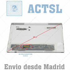 "Asus Eee PC 1001PXD-MU17-BK GLOSSY Display Pantalla Portatil 10.1"" LED ypq GLOSS"