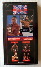 WWF One Night Only ~ New Sealed VHS ~ Rare OOP 90's Wrestling Movie Videotape