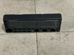 Kenwood TM-741A Front Panel CASE <> READ!