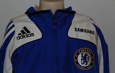 Chelsea Football Club adidas Samsung Kids Blue Jacket Size Large