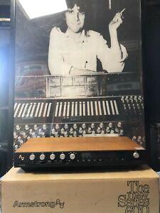 Armstrong 626 hi fi monitor amplifier ex  Martin Hannett Joy Division producer