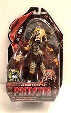 """ALBINO PREDATOR Predator 7"""" Action Figure SDCC Comic Con Exclusive Neca 2013 NEW"""