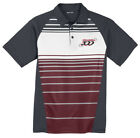 Columbia 300 Men's Wired Performance Polo Bowling Shirt Sublimated Maroon