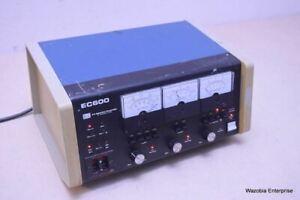 E-C APPARATUS EC600 ELECTROPHORESIS POWER SUPPLY