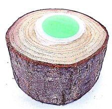 Naturale in legno Wood & corteccia Jelly Pot Holder per Vivari PLUS GRATIS Jelly Pot