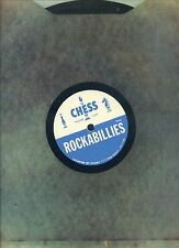 CHESS rockabillies UK 1978 EX LP