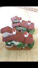 2 Ceramica Marquez Spanish House wall Plague