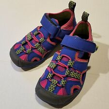 fd683f717678 LL Bean Girl s Sandals Size 11 Bright Sapphire Active Outdoors Adventure  Shoes