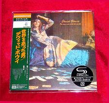 David Bowie The Man Who Sold The World SHM MINI LP CD JAPAN TOCP-95042