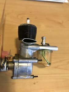 Ohlsson rice vintage engine .60