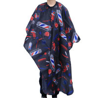 Hair Cutting Cape Hairdressing Pro Salon Hairdresser Gown Barber Cloth Apron