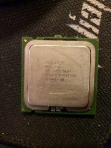 intel pentium D 805 2.66Ghz LGA775 CPU Processor