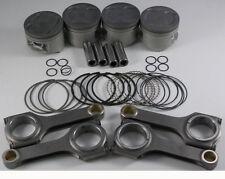 Nippon Racing JDM Turbo Honda B-Series Pistons Piston Kit Scat B18A B18B LS 81mm