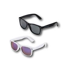 Original Volkswagen Lifestyle Sonnenbrille, weiß/schwarz, verspiegelt/getönt