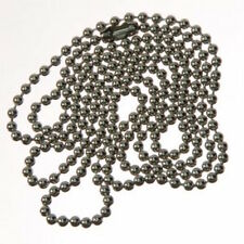 800mm Length Ball Chain Nickel Plate-FREE POSTAGE IN AUST