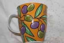 Cup Mug Tasse à café Olives Jackie Reynolds