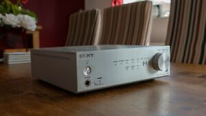 Sony UDA-1 High Resolution USB DAC Amp Stereo Integrated Amplifier