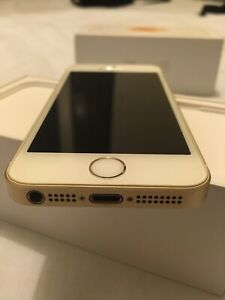 Apple iPhone 5SE GOLD Unlocked 128GB Excellent Pristine Condition