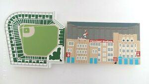 Cleveland Sports Stadiums Gateway 1994 Baseball   1993 Cats Meow