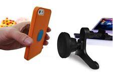 Soporte Universal Magnetico Rejilla Ventilación Coche 360º para Móvil Tablet