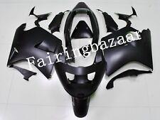 Fit for CBR1100XX BlackBird 1997-07 Flat Matte Black ABS Injection Fairing Kit