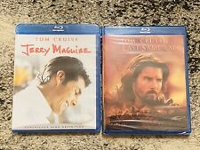 Jerry Maguire + Last Samurai Tom Cruise Blu-Ray Double Feature Set - New