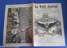 Le petit journal 1893 153 Les fêtes franco-russes à Paris