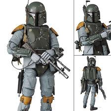 Medicom TOY MAFEX No.016 Star Wars: BOBA FETT Figure IN STOCK Genuine