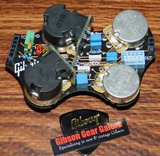 Gibson SG Pot Board Quick Connect CTS Dip Control Guitar Parts HP Standard Split