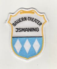 Sew-On Patch Patches Farmers Theatre Ismaning