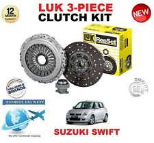 Per SUZUKI SWIFT III 1.3 RS413 92 BHP 2005-ON scatola manuale LUK CLUTCH KIT 3PC