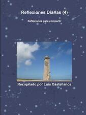 Reflexiones Diarias by Luis Castellanos (2012, Paperback)