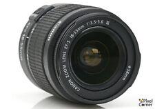 Canon EF-S 18-55mm f/3.5-5.6 III Standard zoom lens Superb! 2167063360
