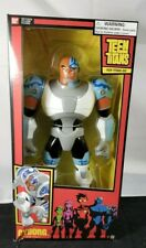 Teen Titans Action Figure - 10in Cyborg Titans Team Figure