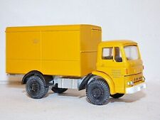 Promod Ford D Series Box Van Post Office Telephones 1/50th scale PRO382