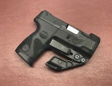 Crazy Eyes Holsters Taurus Pt111/Pt140 IWB KYDEX S.A.F. Holster (patent pending)