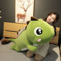 Giant Big Cartoon Dinosaur Plush Toy Doll Soft Stuffed Pillow Birthday Gifts New