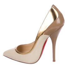 029fcc9198a Christian Louboutin Women s Leather 4 Women s US Shoe Size