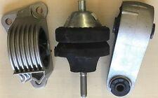 3pc Engine Mount Set fits 2002 2003 Mini Cooper No Transmission Mount