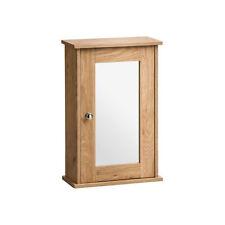 Less than 60cm High Oak Bathroom Cabinets