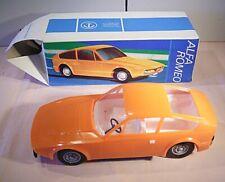 """07 167 Anker """"Alfa Romeo 1300 Junior Zagato (Schwungrad Antrieb) orange"""""""