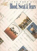 Blood, Sweat & Tears: The Best of (Transcribed Scores) by , NEW Book, FREE & FAS