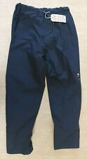 Sprayway Mountain Rain Pant GoreTex Black Foul Weather Trousers Size XL UK #203