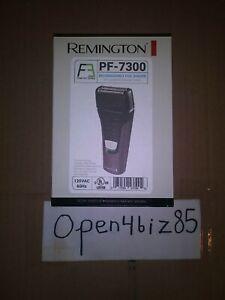 Remington F3 Comfort Series PF-7300 Cordless Rechargeable Men's Foil Shaver