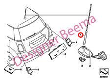 MINI R55 Clubman R56 R57 Roof Antenna Aerial Rod (JS)