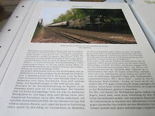 Deutsches Eisenbahn Archiv 9 Bahnanlagen 2330 Rheinbraun Bord-Südbahn Frechen