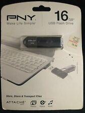 PNY Attaché 16GB USB Flash Drive
